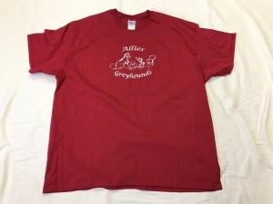 Red TShirt AFG